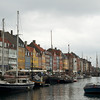 Nyhavn is one of the classic Copenhagen sites