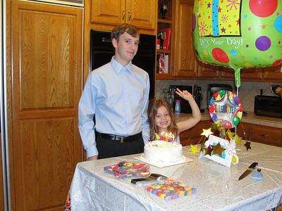 Sep 2011 - Devin's 20th Birthday