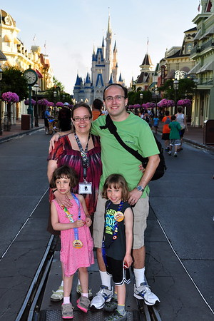 All of us at Magic Kingdom