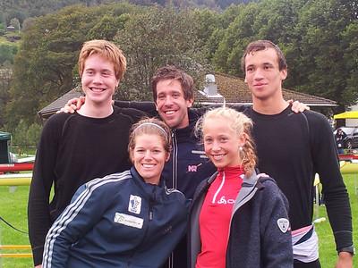 Gullmedaljevinnere våre fra NM i Voss