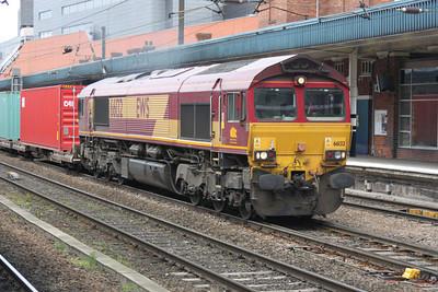 66132 1435-4L05 Wakefield-Felixstowe