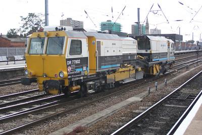 DR77802 1117-6j35 Doncaster-Cricklewood