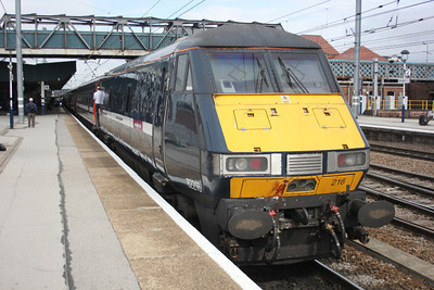 82216 1215 Kings X-York