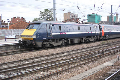 91104 1153 Leeds-Kings X