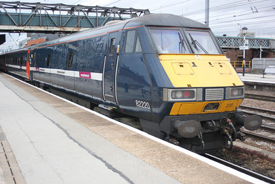 82220 1608 Kings X-Newcastle