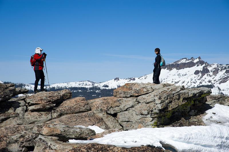Summit photographs