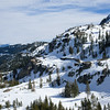 Avalanche protection near Donner Peak