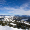 Donner Lake and Donner Peak