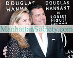 Nicole Hanley Mellon, Douglas Hannant attend Douglas Hannant's Fragrance Launch Party on Thursday, February 10, 2011 at The Payne Whitney Mansion, 972 Fifth Avenue, New York City, NY. (PHOTO CREDIT: ©Manhattan Society.com 2011)
