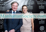 Geoffrey Bradfield, Alexandra Lebenthal attend Douglas Hannant's Fragrance Launch Party on Thursday, February 10, 2011 at The Payne Whitney Mansion, 972 Fifth Avenue, New York City, NY. (PHOTO CREDIT: ©Manhattan Society.com 2011)