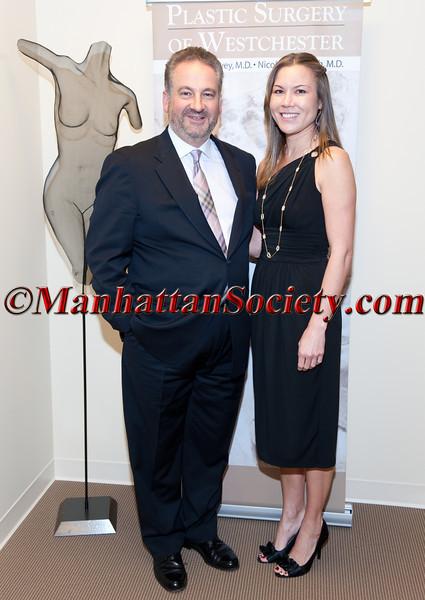 Dr. Richard Garvey & Dr. Nicole Nemeth