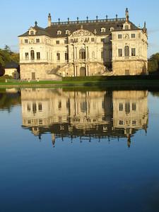 Grober Garten palace lake 2