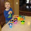 COLORING EASTER EGGS..TRADITION  !!!
