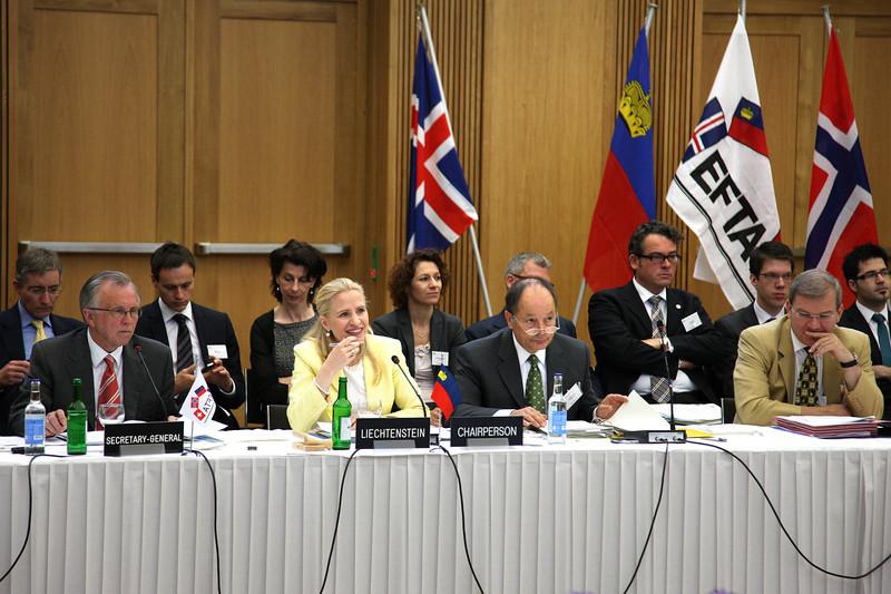 Liechtenstein / Ms Aurelia Frick Minister of Foreign Affairs (Chair)<br /> Norbert Frick <br /> Kurt Jäger