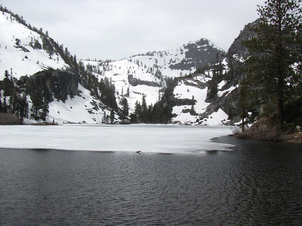 EAGLE LAKE/90 FOOT WALL: MAY 28, 2011