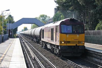 60065 Beeston 01/10/11 6E41 Westerleigh to Lindsey
