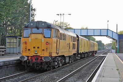 31602 Spondon 01/10/11 3Z05 Dollands Moor to Derby RTC