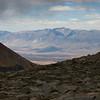 White Mountain Peak across the Owens Valley