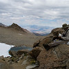 Lunch on Lamarck Col