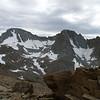 Mt. Darwin and Mt. Mendel