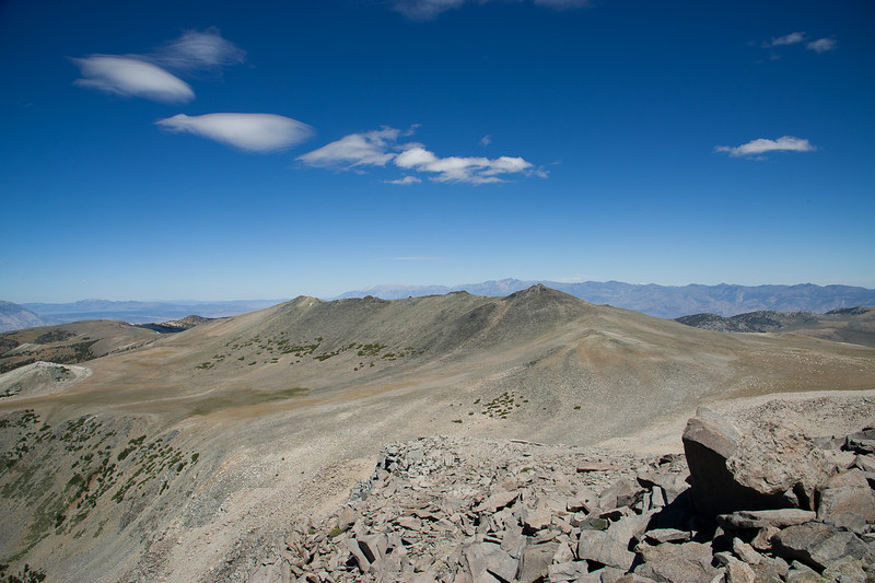 Coyote Ridge and The Hunchback