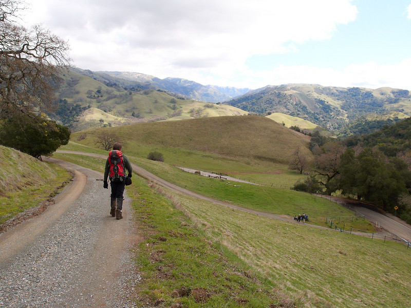 Down to Sunol