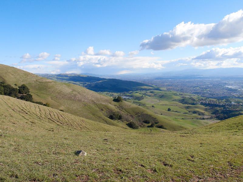 Hills and San Jose