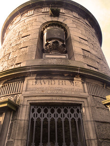 I was amazed to stumble across the tomb of David Hume, one of the most important figures in the history of Western Philosophy.