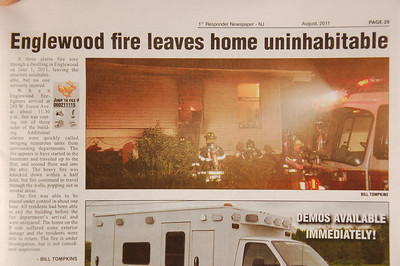 1st Responder Newspaper - August 2011