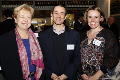 Olga Junek, Martin Robertson and Leonie Lockstone-Binney (Victoria University)
