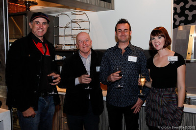 Tiny Good , Chris Walsh (City of Melbourne), Jess Matley and James Laity (Bespoke Safety)