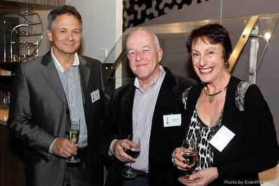 Stephen Cross (Emil Braun), Cris Walsh (City of Melbourne), Helen Beck (Emil Braun)