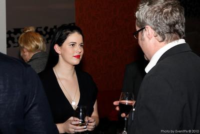 Aust Event Awards launch - Melbourne