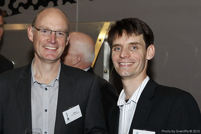 Jeff Barr (AFI Branding Solutions), Ian Steigrad