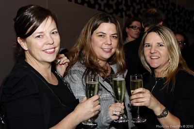Kerry Butcher, Sereen Aley and Shona McNeill (Kids Under Cover)