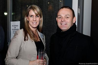 Debbie Vukovic (Zinc), Max Wald (clymax event design)