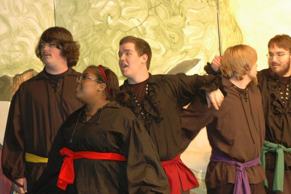 Traveling Children's Theatre April 15th