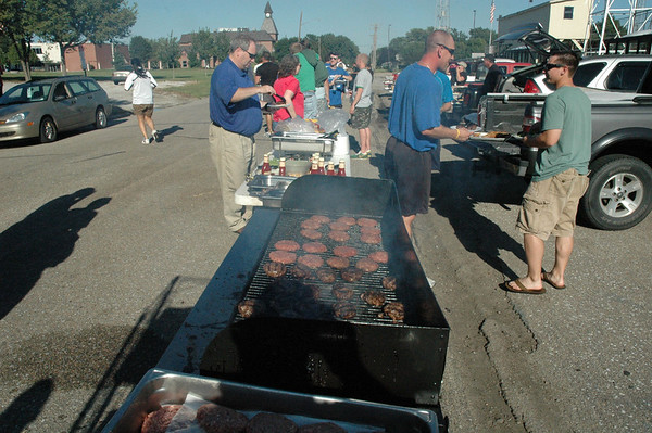 Tailgate & Block Party 2010