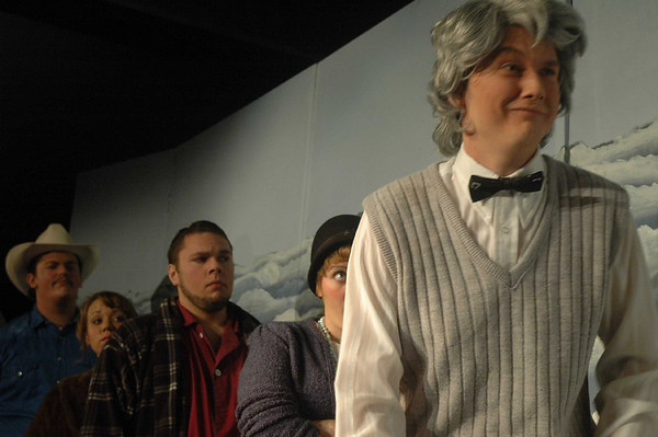 YC Fall Theatre Production Oct. 2010