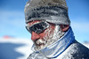 Iceface -  Gunnar was working with the snow blower.<br /> <br /> Photo: Martin Leonhardt
