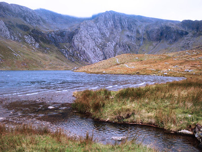 Devil's Kitchen Llyn Idwal