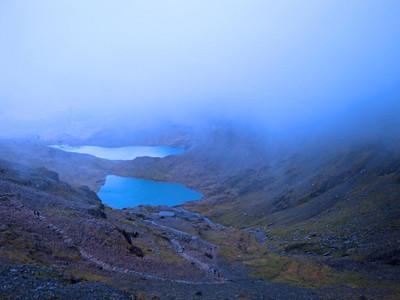 Snowdon path view 1