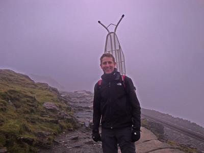 Snowdon path AK