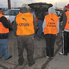 Tribune-Star/Jim Avelis<br /> High visibility: Members of each night's Crow Patrol are asked to wear identifying vests.