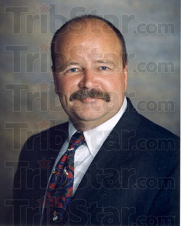 John Gregg, attorney from Sandborn, former state rep. and house speaker. Gregg is attending the Denver Democratic Convention as a delegate for Hillary Clinton.