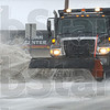 Plow: A Terre Haute Street Department truck plows snow along south 7th Street near Margaret Avenue Tuesday afternoon.