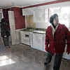 """Walk through: Coldwell Banker agents walk through a """"foreclosure"""" Tuesday afternoon. The agency has approximately 90 foreclosures for sale."""