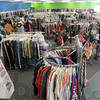 Spacious: The new Goodwill Store has a bright and spacious showroom for their customers.