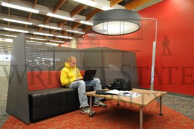 6389 Dunbar Library Second Floor Study Areas 2-15-11