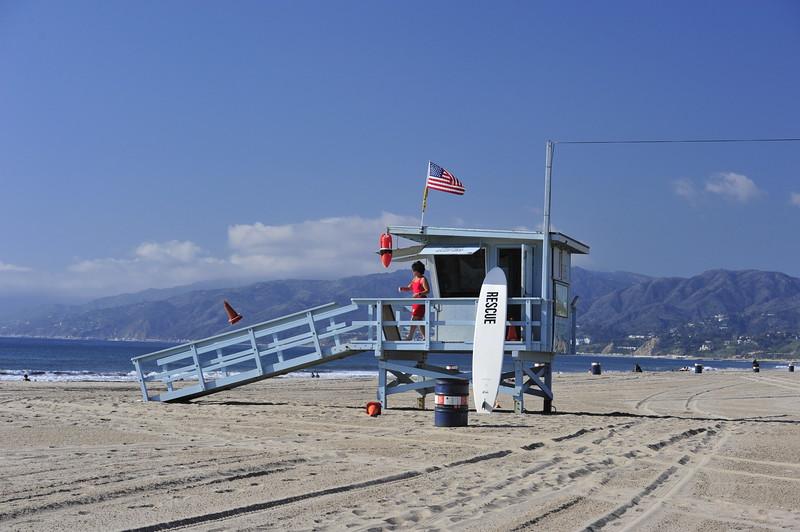 Santa Monica Strand